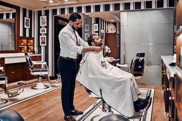 Book Now BarberShop Dubai DIFC - Capital Club