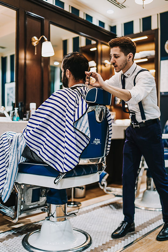 Barberia Italiana Dubai About Us